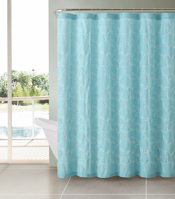 shower curtain aqua contemporary shower curtains by curtain