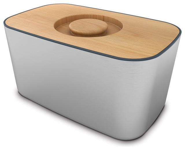 bread bin 100 brotkasten joseph joseph modern brotk sten von found4you. Black Bedroom Furniture Sets. Home Design Ideas