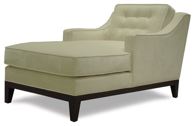 Charlton Chaise Indoor Chaise Lounge Chairs los angeles by Weego Home