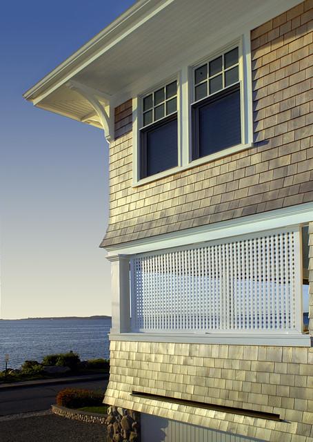 New england ocean front designs toronto di for Ocean front home designs