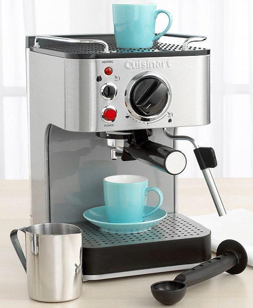 cuisinart cappuccino machine