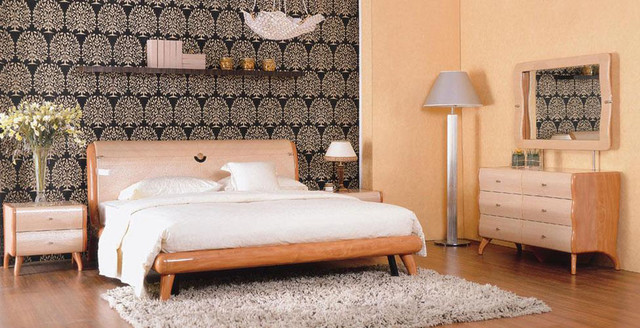 Exclusive Wood Design Bedroom Furniture Modern Beds Louisville By Prime Classic Design