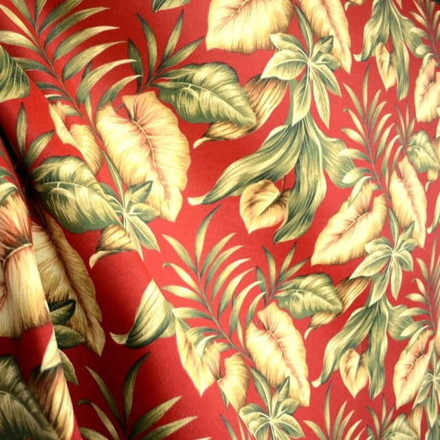 ... Pompeii Tropical Floral Outdoor Fabric tropical-outdoor-fabric