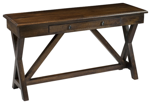 console table monterey wenge mango traditional. Black Bedroom Furniture Sets. Home Design Ideas