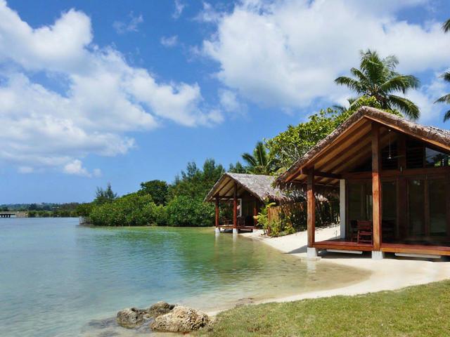 Vanuatu retreat