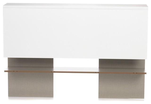 eclipse t te de lit rangeante pour lit en 160cm contemporain t te de lit par alin a. Black Bedroom Furniture Sets. Home Design Ideas
