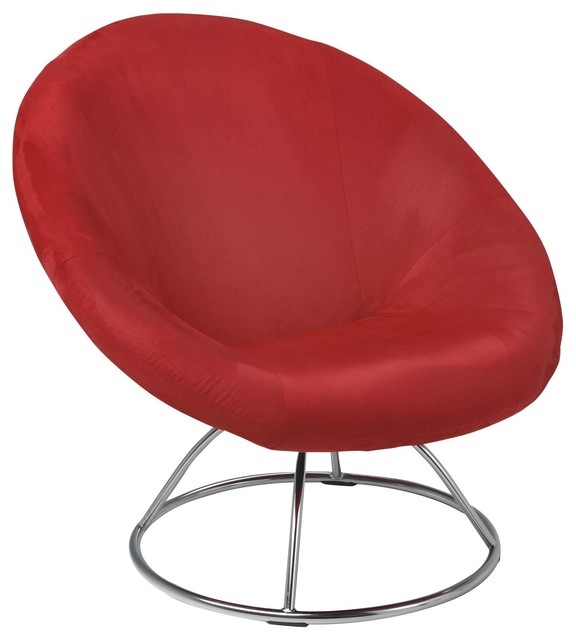 elipse fauteuil rouge contemporain fauteuil par alin a mobilier d co. Black Bedroom Furniture Sets. Home Design Ideas