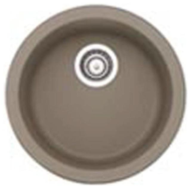 Rondo dual mount composite 1 hole single for 7x9 bathroom design