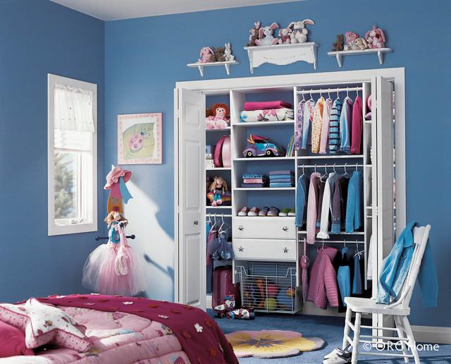 Home Closet Organization Systems   Eclectic   Closet