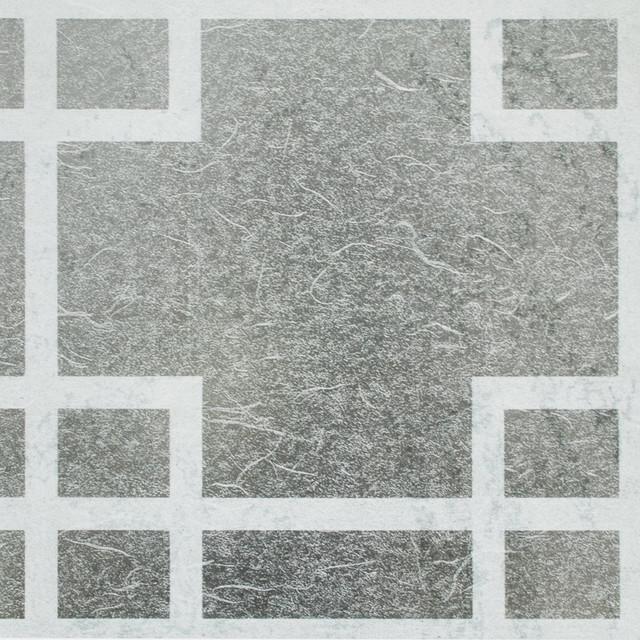 Neutral Trellis Wallpaper: Self-Adhesive Printed Window Film Home
