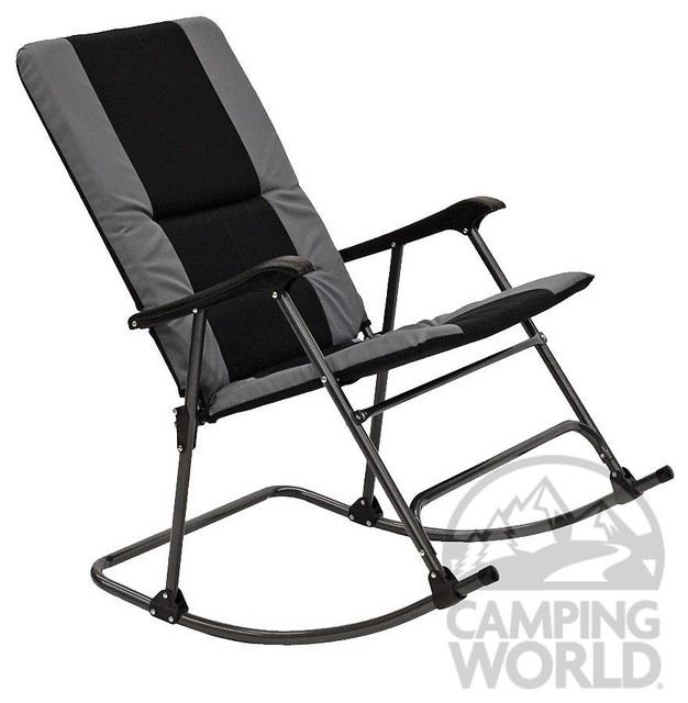 Summit Rocker Modern Outdoor Lounge Chairs by Camping World