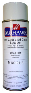 Mohawk pre catalyzed clear lacquer dead flat for Catalyzed lacquer kitchen cabinets