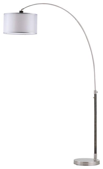 figment arc lamp contemporary floor lamps. Black Bedroom Furniture Sets. Home Design Ideas