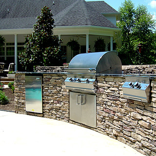 traditional outdoor grills other by southern hearth patio