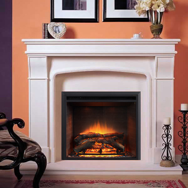 Marble fireplace mantels claridge rustic fireplace for Rustic mantels for stone fireplaces