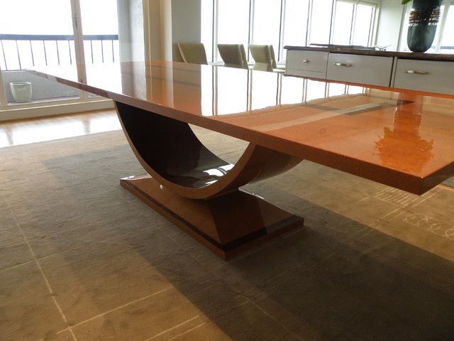 Ruhlmann design dining or conference table - Modern - Dining Tables ...