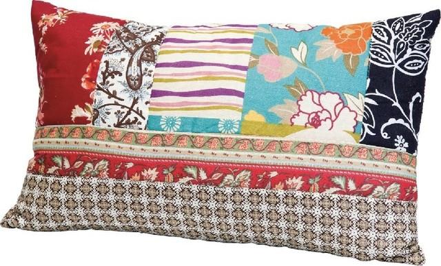kissen patchwork 30x50 modern dekokissen von kare design gmbh. Black Bedroom Furniture Sets. Home Design Ideas