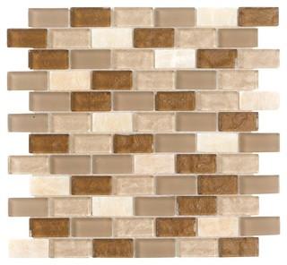 Mosaic Tile: Jeffrey Court Building Materials Honey Onyx ...