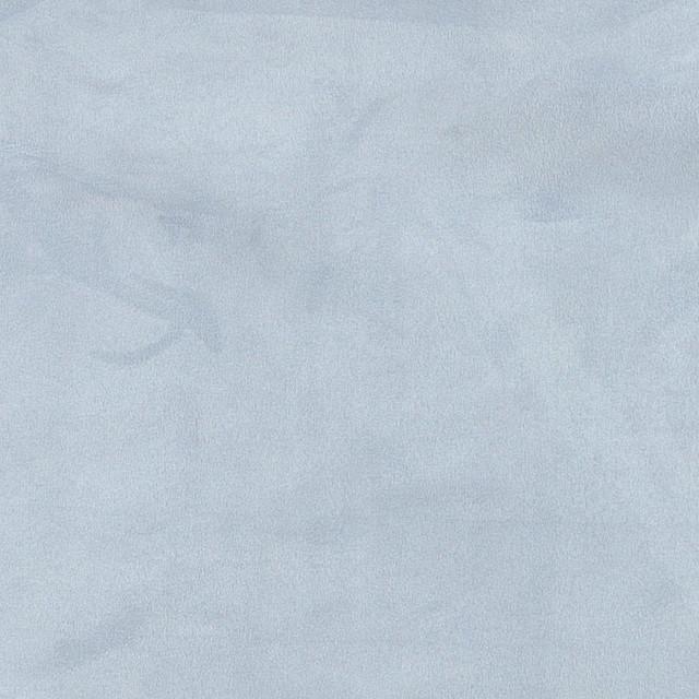 Blue Suede Fabric