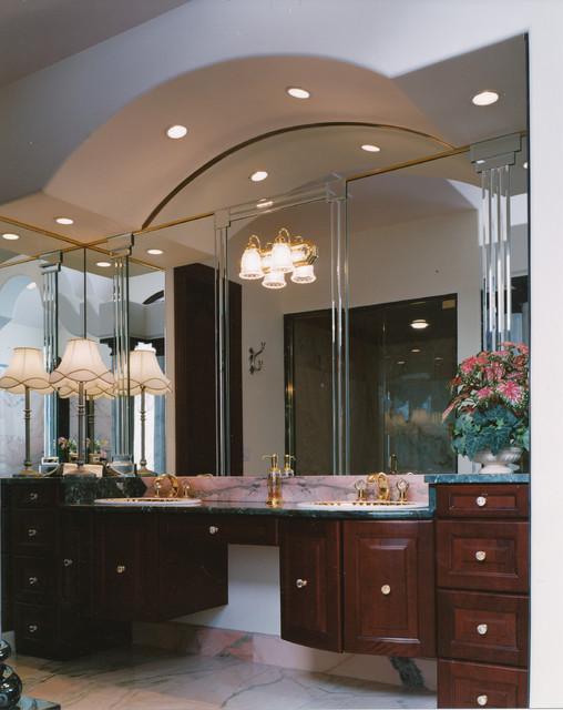 Lastest Custom Bathroom Mirrors Gallery  Salt Lake City Utah  Sawyer Glass