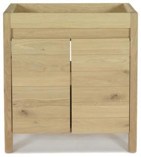 native meuble sous vasque en ch ne campagne console et meuble sous lavabo par alin a. Black Bedroom Furniture Sets. Home Design Ideas