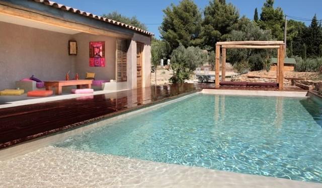 piscine beton cir provence classique piscine other. Black Bedroom Furniture Sets. Home Design Ideas