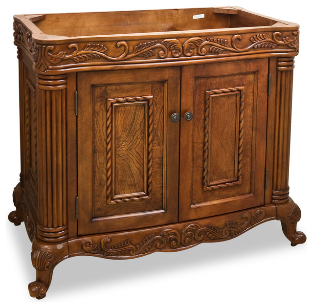 Lyn Design Van012 Wood Vanity Victorian Bathroom Vanities And Sink Consoles By Simply
