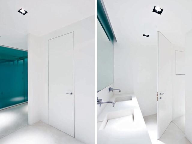 Invisible Doors, By DAYORIS DOORS. - Modern - Interior Doors - other metro - by DAYORIS Doors ...