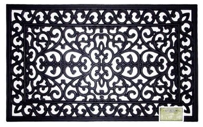 Smith Amp Hawken Rubber Doormat Contemporary Doormats