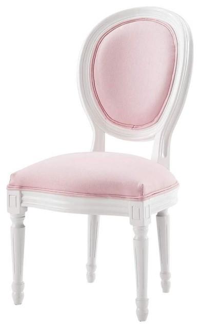 Children s chair Pink Louis Traditional Children s