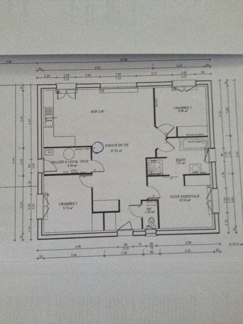 am nagement cuisine salon salle manger. Black Bedroom Furniture Sets. Home Design Ideas