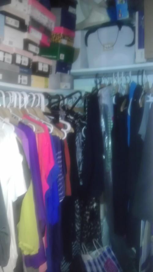 help me organize my closet