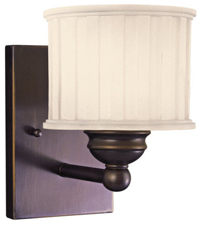 Bath Vanity Light Height : Minka Lavery 6731-167 1730 Series 1 Light 8.5