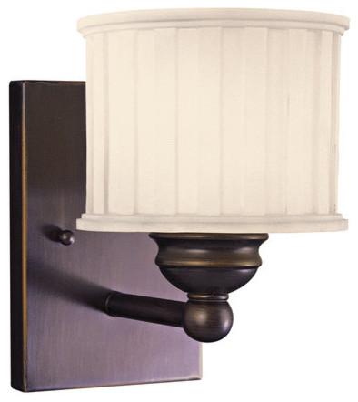 minka lavery 6731 167 1730 series 1 light 8 5 height bathroom sconce traditional bathroom. Black Bedroom Furniture Sets. Home Design Ideas