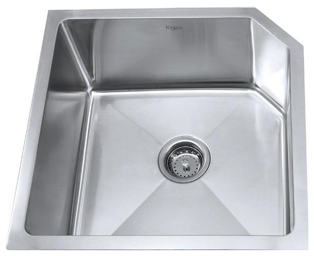 ... Single Bowl Stainless Steel Sink Combo Set modern-kitchen-sinks