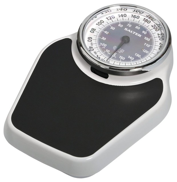 Mechanical Dial Scale - Contemporary - Bathroom Scales