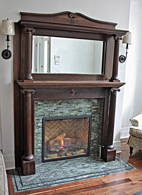 Town And Country Tc30 Fireplace Traditional Indoor Fireplaces New York By Nyc Fireplaces