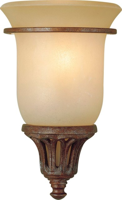 Murray Feiss Stirling Castle Traditional Wall Sconce traditional-wall-sconces