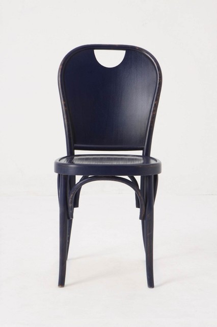 Gallery For Navy Blue Dining Chair