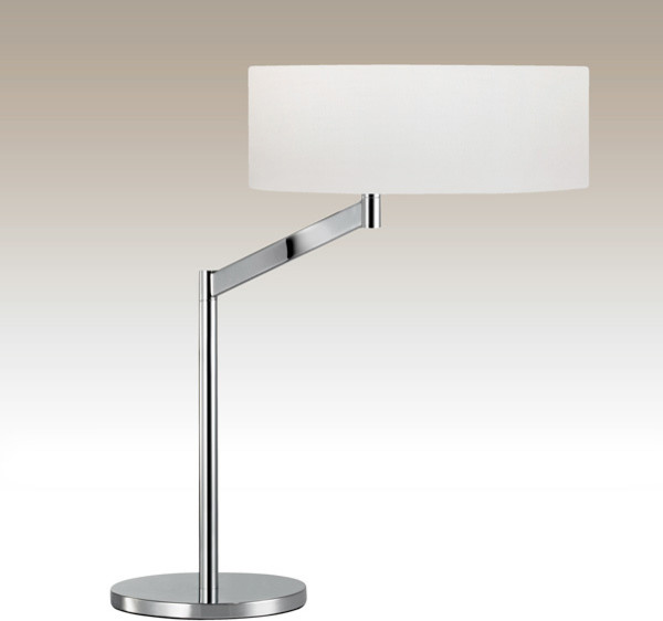 Doe li touch lamp - Perch Swing Arm Table Lamp Contemporary