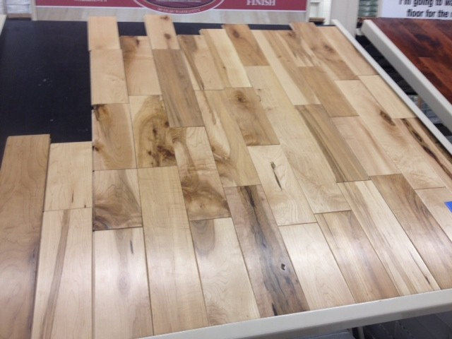 Solid wood hardwood flooring richmond by floor for Hardwood floors richmond va