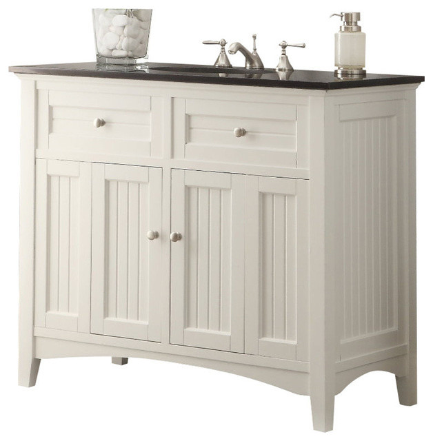 "Cottage Thomasville Bathroom Sink Vanity, 42"" - Traditional - Bathroom Vanities And Sink ..."