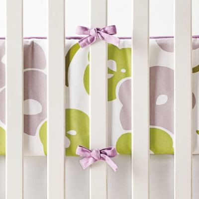 Lulu Crib Bumper - Traditional - Sheets - by Serena & Lily