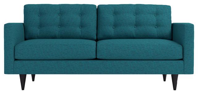 Logan Sofa, Chicago Blue - Modern - Sofas - by Apt2B