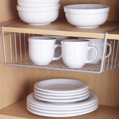 polytherm undershelf baskets contemporary pantry and. Black Bedroom Furniture Sets. Home Design Ideas