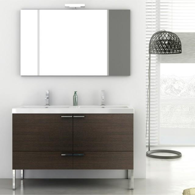 47 inch bathroom vanity set contemporary bathroom
