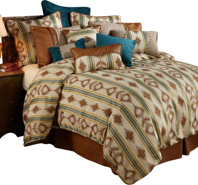 Southwestern Design Comforter Set Twin Southwestern