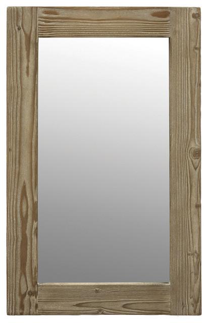 Miroir origine bauhaus look wandspiegel von interior 39 s for Miroir ung drill
