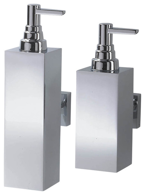 Harmony 403 soap dispenser wall mounted contemporary soap lotion dispensers by modo bath - Kohler automatic soap dispenser ...