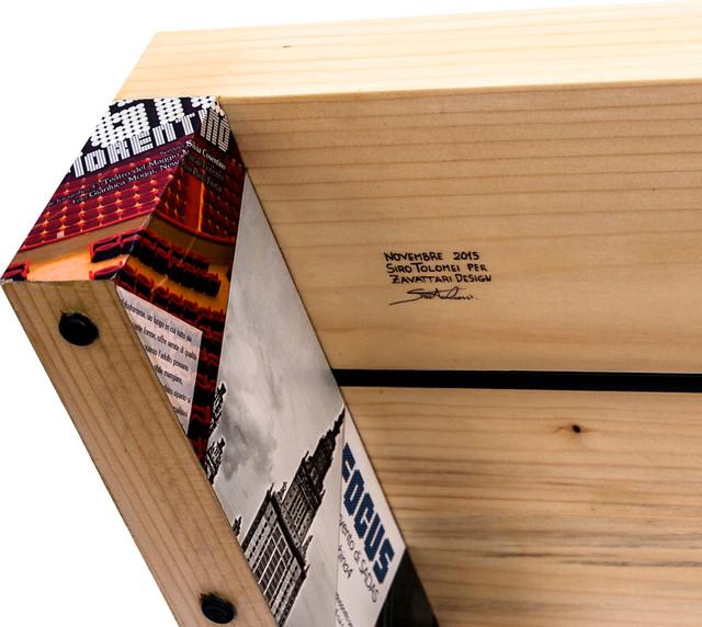 """SottoTv """"Full"""" per Francesco Zavattari Design - Mobili per TV, CD ..."""